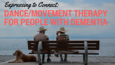 dementia and movement therapy