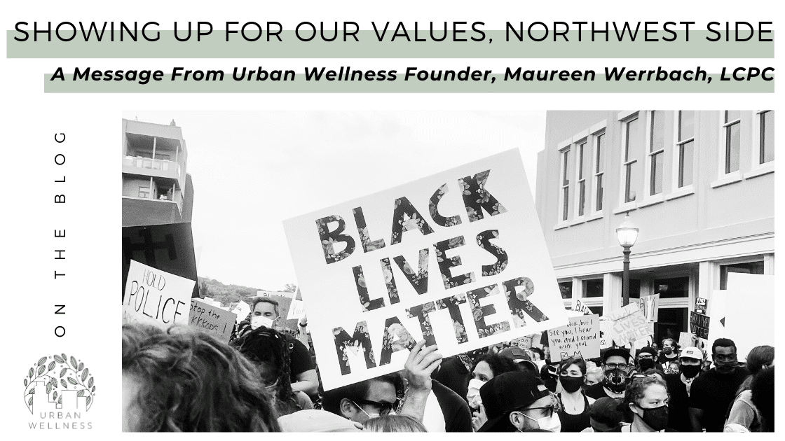 Showing Up for Our Values, Northwest Side